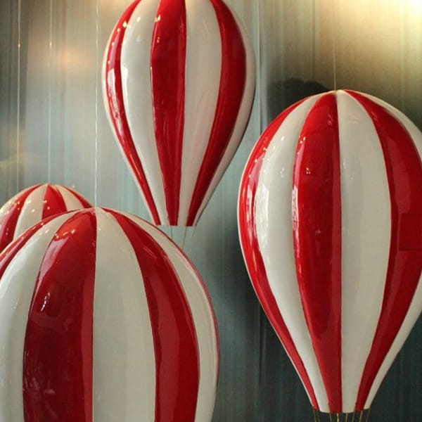 Fiberglass Hot Air Balloon...